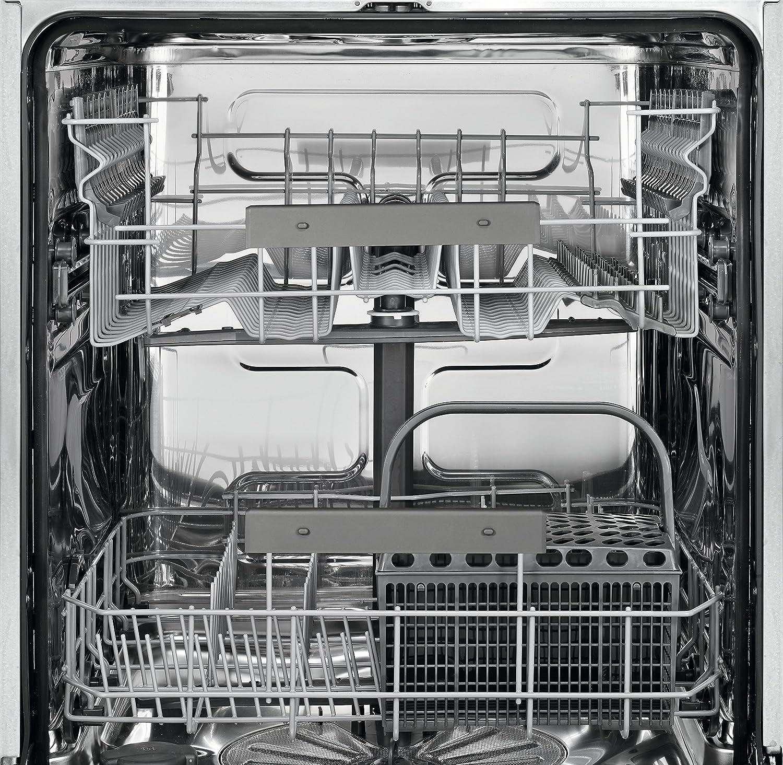 AEG FEE53600ZM Semi-incorporado 13cubiertos A+++ lavavajilla ...