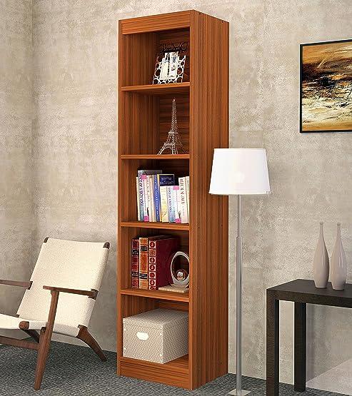 Bluewud Alex Wall Book Shelf / Home Decor Display & Storage Rack ...