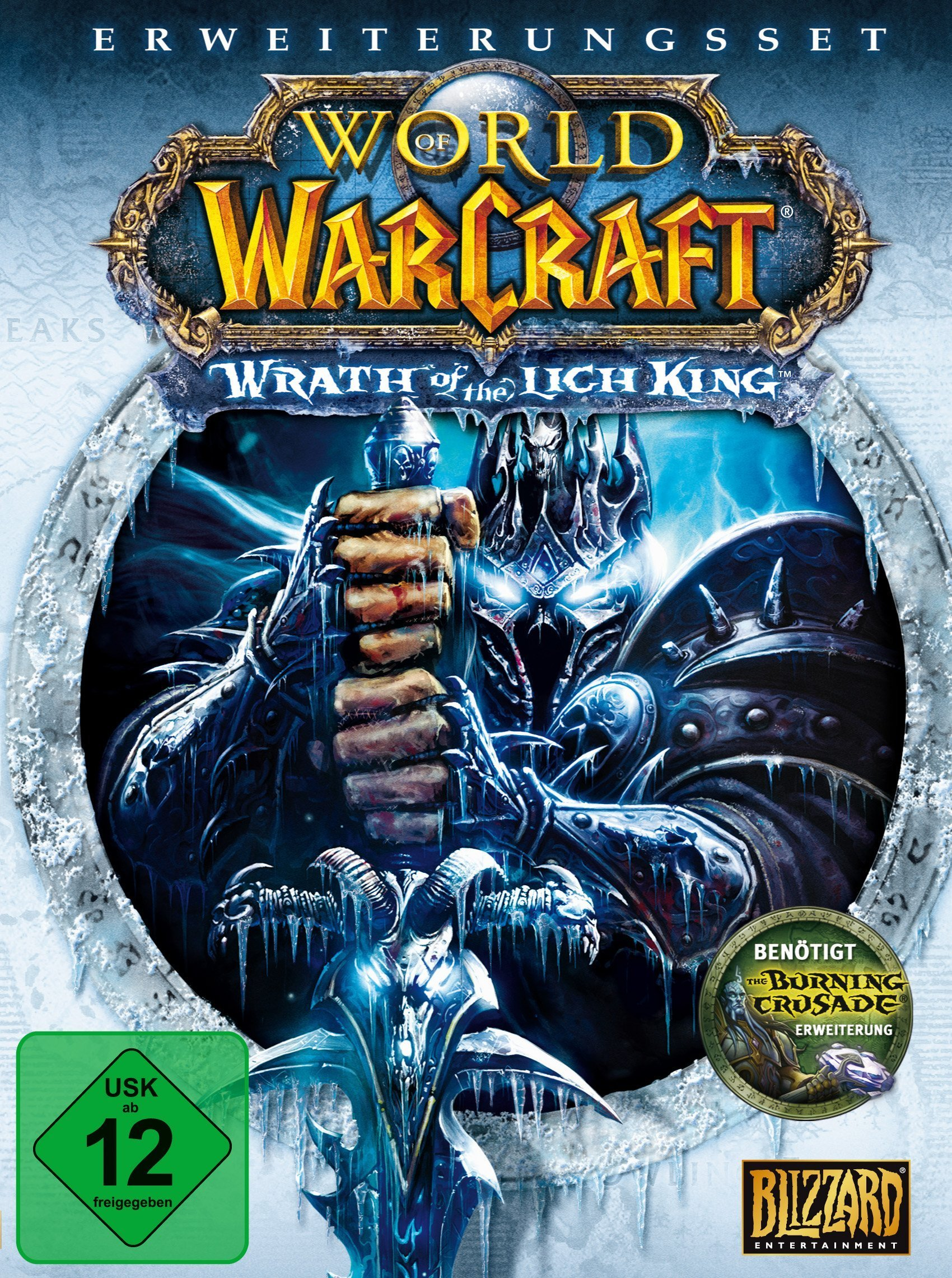 World of WarCraft: Wrath of the Lich King (Add-on) product image