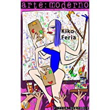 Arte Moderno (Virtualbuk Comic nº 1) (Spanish Edition) Feb 24, 2017
