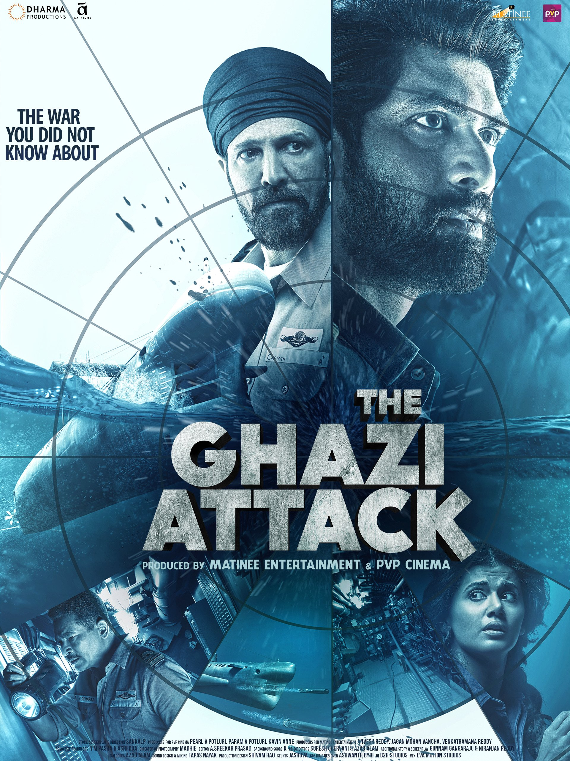 Amazon co uk: Watch The Ghazi Attack (Hindi) | Prime Video