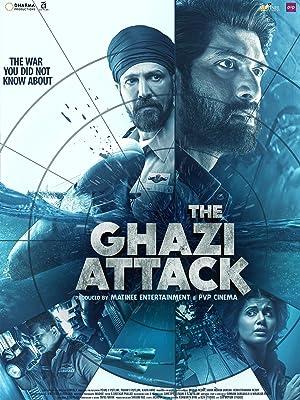 Amazon com: Watch The Ghazi Attack (Hindi) | Prime Video