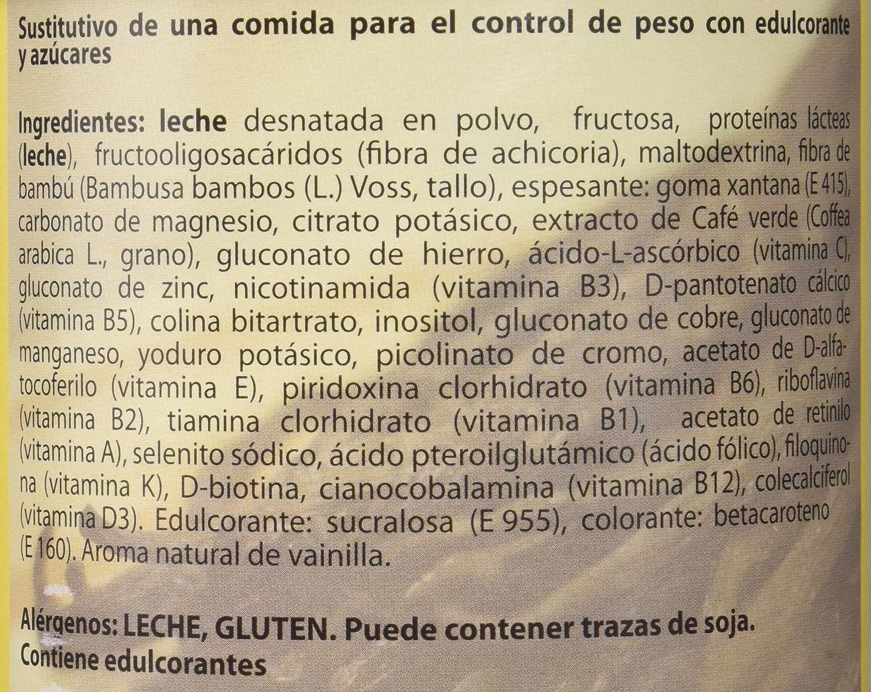 Sotya Batido Saciante Vainilla - 700 gr: Amazon.es: Salud y cuidado personal