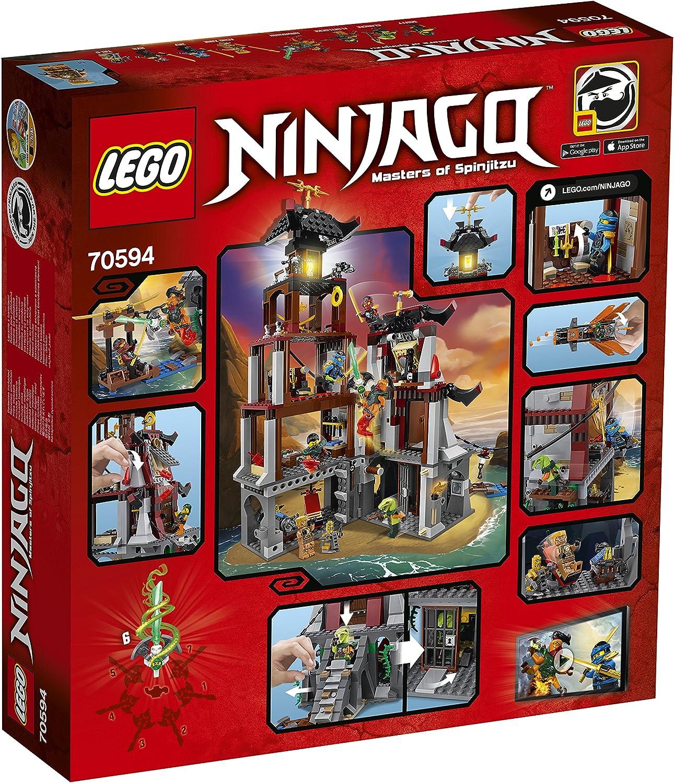 Ciel Pirates avec Wu Djinn Lame Lego Ninjago™ Nadakhan