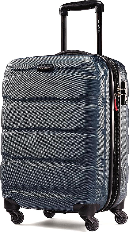 The Samsonite Omni Expandable Hardside Luggage travel product recommended by Shayne Sherman on Lifney.