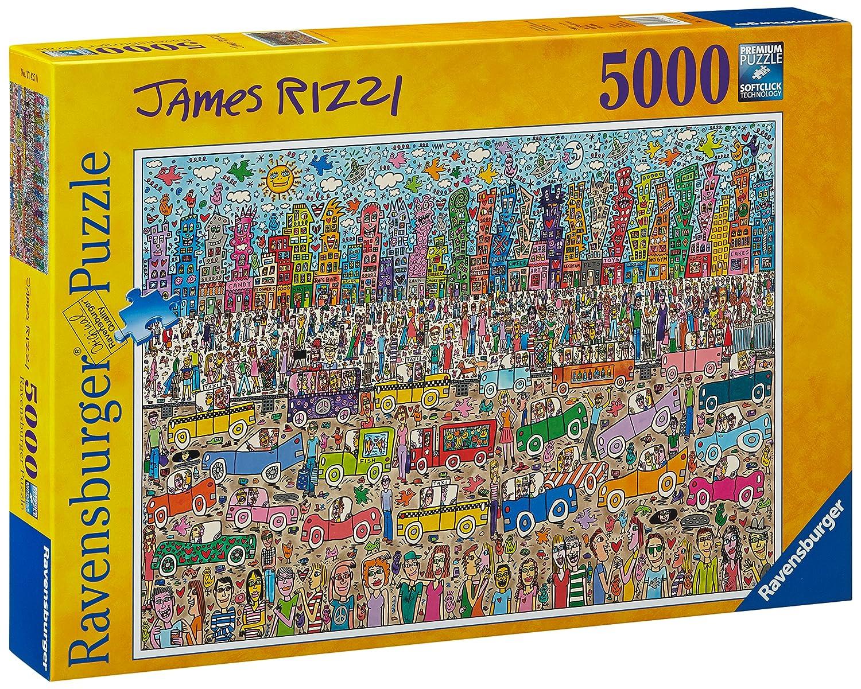 Ravensburger puzzle - puzzle james rizzi (5000pcs) (5000pcs) B004O0TP3K (17427) B004O0TP3K, 比布町:5ce71986 --- m2cweb.com