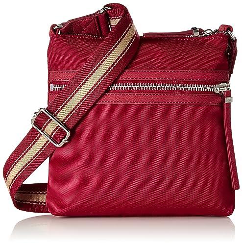 Esprit 4x22x21 Red Borse Donna A coral 017ea1o010 Tracolla Rot UfUFr