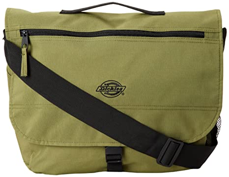 Amazon.com | Dickies Postal Messenger, Olive, One Size | Messenger ...