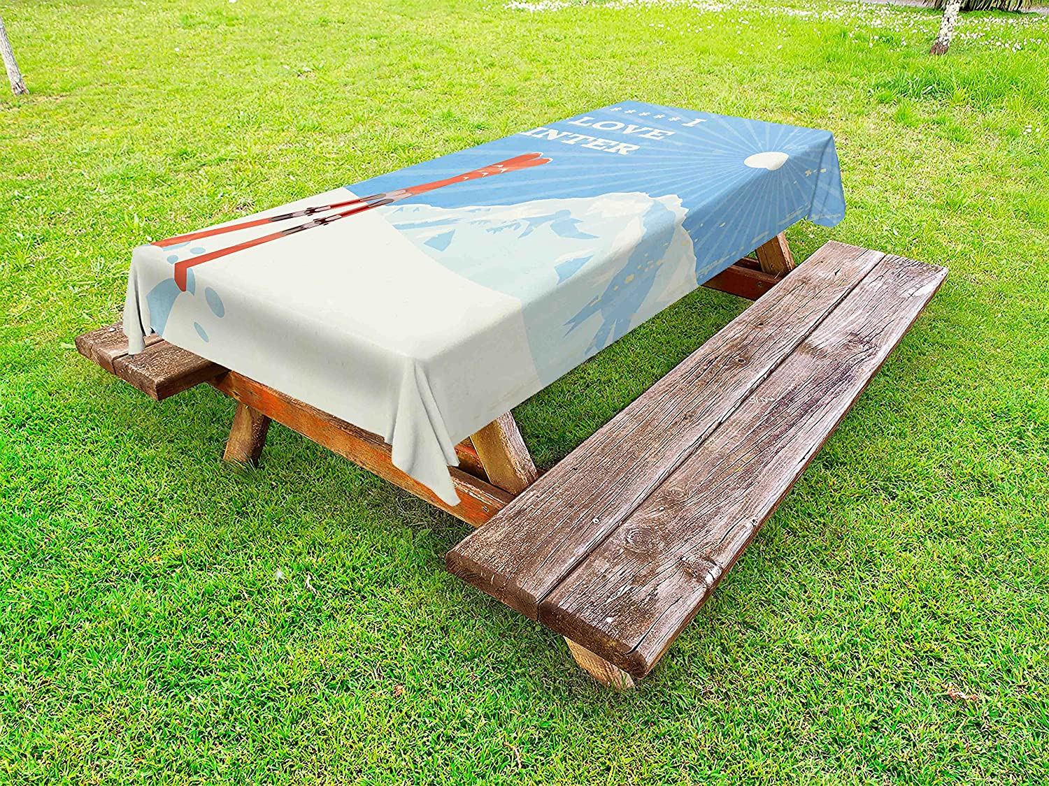 Pale Coffee and Brown pik/_9331/_58x104 Decorative Washable Picnic Table Cloth 58 X 104 inches Lunarable Egyptian Outdoor Tablecloth Egyptian Hieroglyphics Old Logographic and Antique Alphabetic Elements