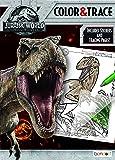 Bendon 43320 Color and Trace, Jurassic World Fallen Kingdom