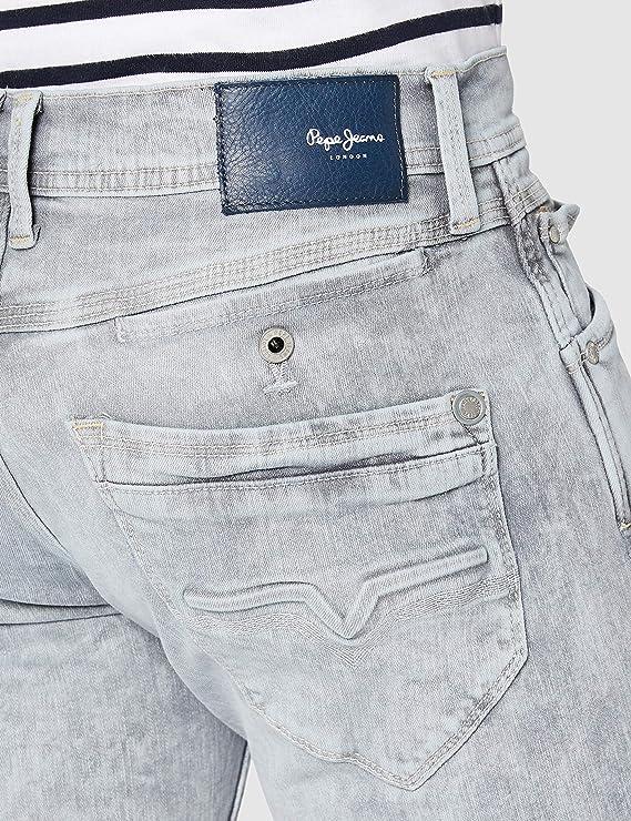 Azul Denim 000 Pepe Jeans Spike Short Ba/ñador 42 para Hombre Talla del Fabricante: 31