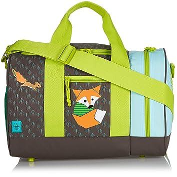 Amazon.com: Lassig Kids School Bag Deportes Fútbol ...