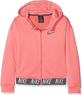 d7b9142c61 Nike Core Studio Girls Dry Children's Hoodie Full Zip Hooded Sweatshirt,  Children's, Mädchen Dry