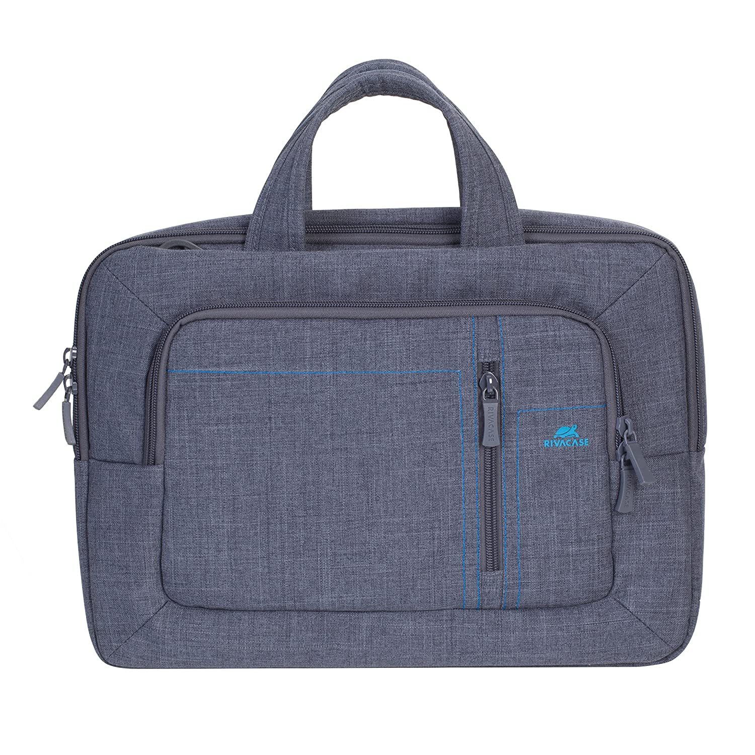 Rivacase Laptop Notebook Netbook Tablet PC Sleeve Carrying Bag Case 7520  Grey  Amazon.co.uk  Computers   Accessories 26066be380