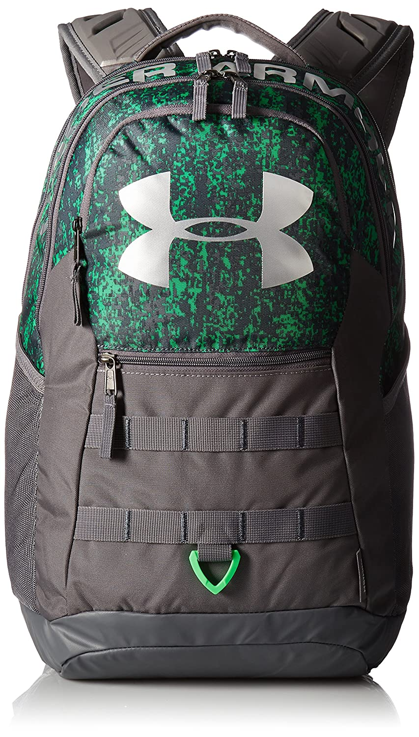 Under Armour Unisex Under Armour Big Logo 5.0, Black/Silver, One Size Under Armour Bags 1300296
