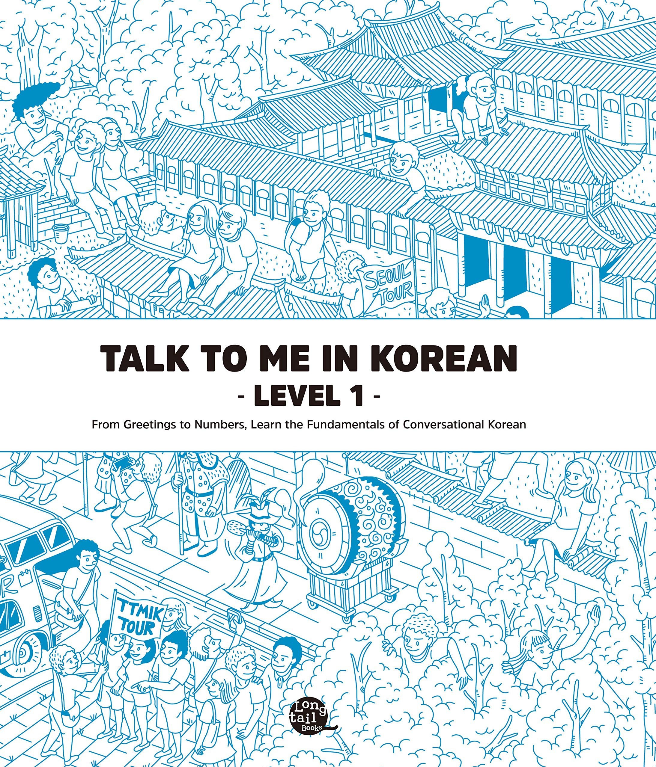 Talk To Me In Korean Book