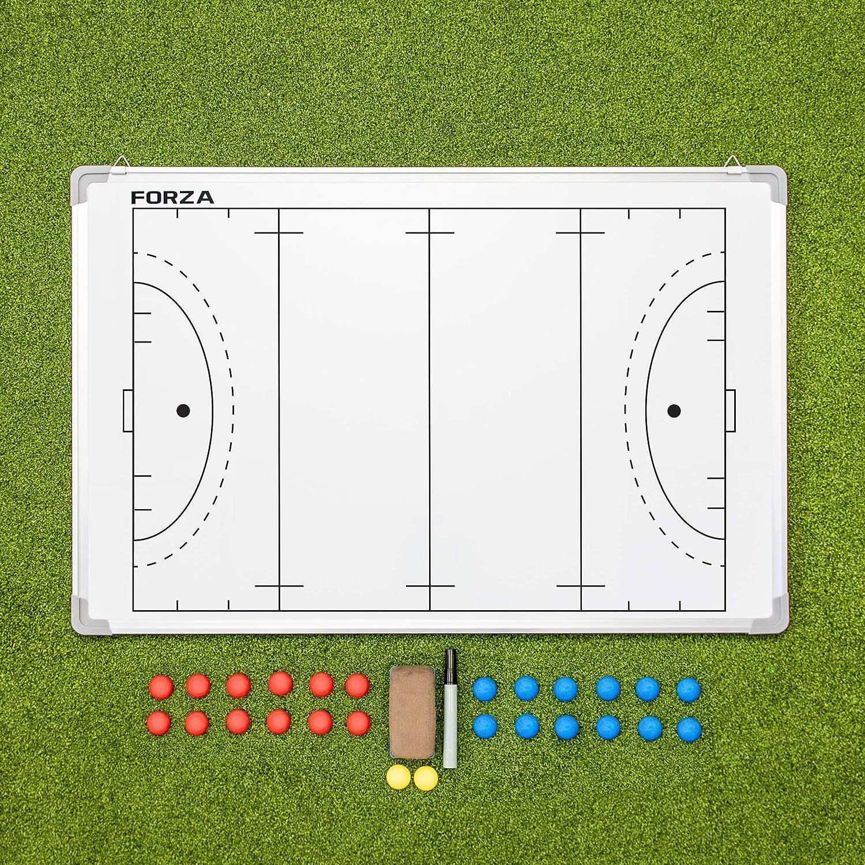 Double-Sided Tactics Whiteboard 13 Sport Options FORZA 90cm x 60cm Sport Coaching Board