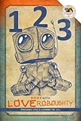 123 book with Love Roboughty Kindle Edition