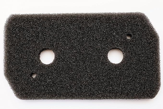 Filtro de esponja para Bosch/Siemens (12007650) para secador de condensador con bomba