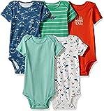 Carter's Baby Boys' Multi-pk Bodysuits 126g333 - Multi
