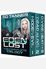 Eden Lost - The Complete Trilogy (Hunter Wars Boxed Sets Book 3) Kindle Edition