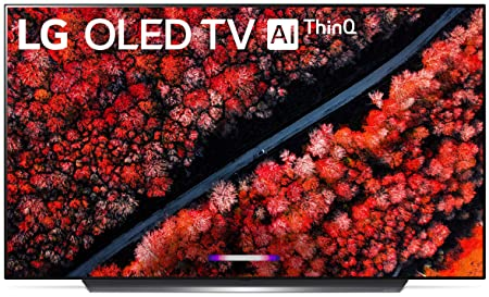 "Lg Oled65 C9 Pua Alexa Built In C9 Series 65"" 4 K Ultra Hd Smart Oled Tv (2019) by Lg"