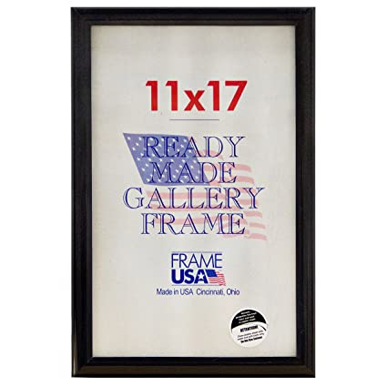 Amazon.com: Deluxe Poster Frame Frames, 11 x 17\
