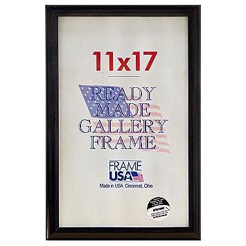 deluxe poster frame frames 11 x 17
