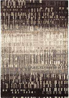 """product image for Orian Rugs Wild Weave City Drizzle Area Rug, 5'3"""" x 7'6"""", Slate"""