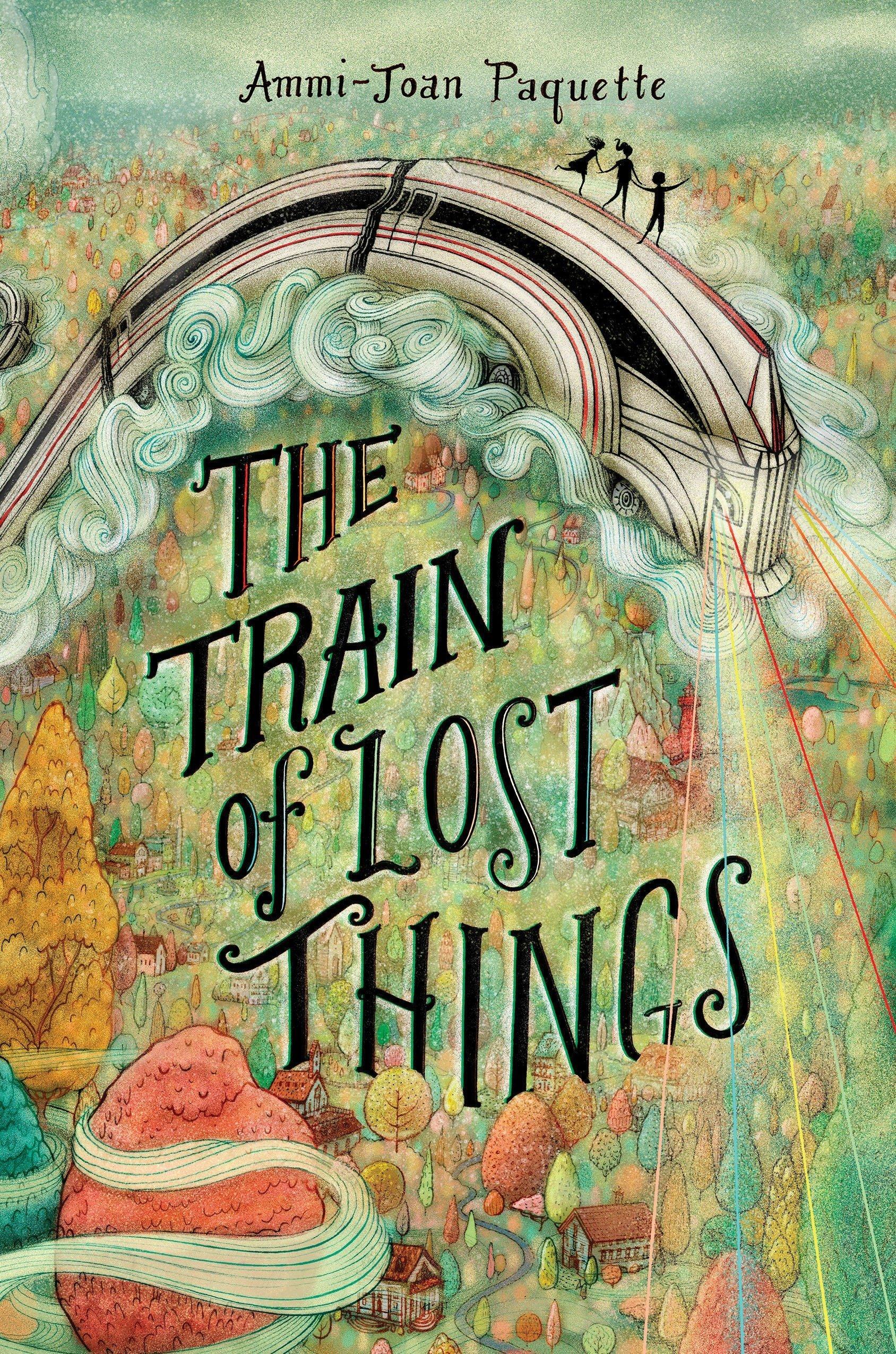 The Train Of Lost Things Pdf Epub ISBN-10 1524739391, ISBN-13 978