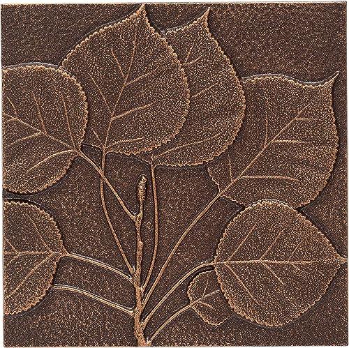 Whitehall Products Aspen Leaf Wall Decor