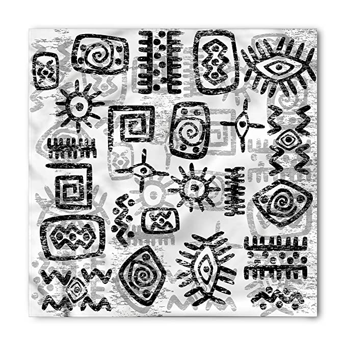 Amazon Grunge Bandana By Lunarable Grunge Style Artwork With