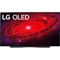 "LG OLED65CXPUA Alexa Built-In CX 65"" 4K Smart OLED TV (2020)"