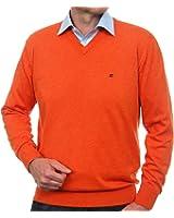 CASAMODA Herren Pullover Regular Fit 004130/471