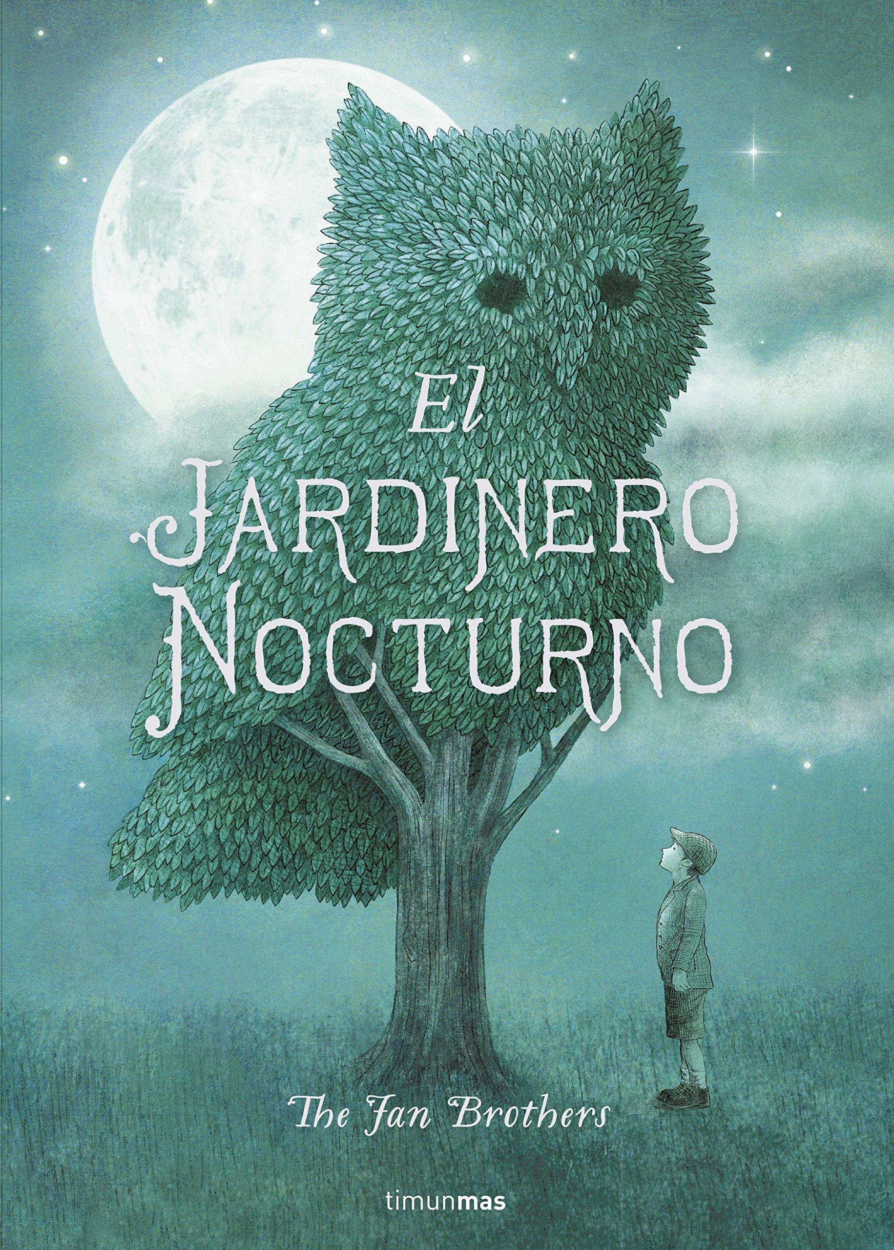 Read Online El jardinero nocturno (Spanish Edition) PDF