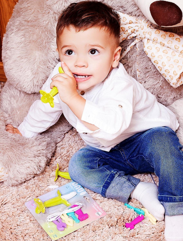 Amazon.com: Mordedor Navi para bebé en forma de ...