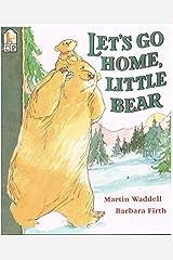 Let's Go Home, Little Bear Hardcover