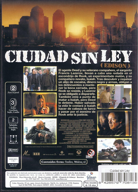 Ciudad sin Ley [DVD]: Amazon.es: Morgan Freeman, LL Cool J ...