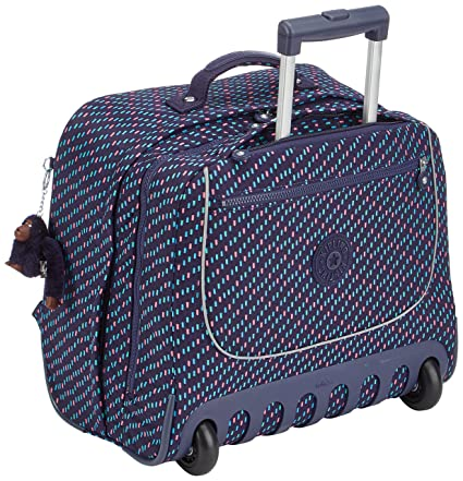 Kipling Clas Dallin Bolsa escolar, 42 cm, 25 liters, Varios colores (Blue Dash C)