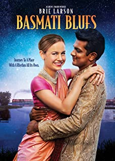 Book Cover: Basmati Blues