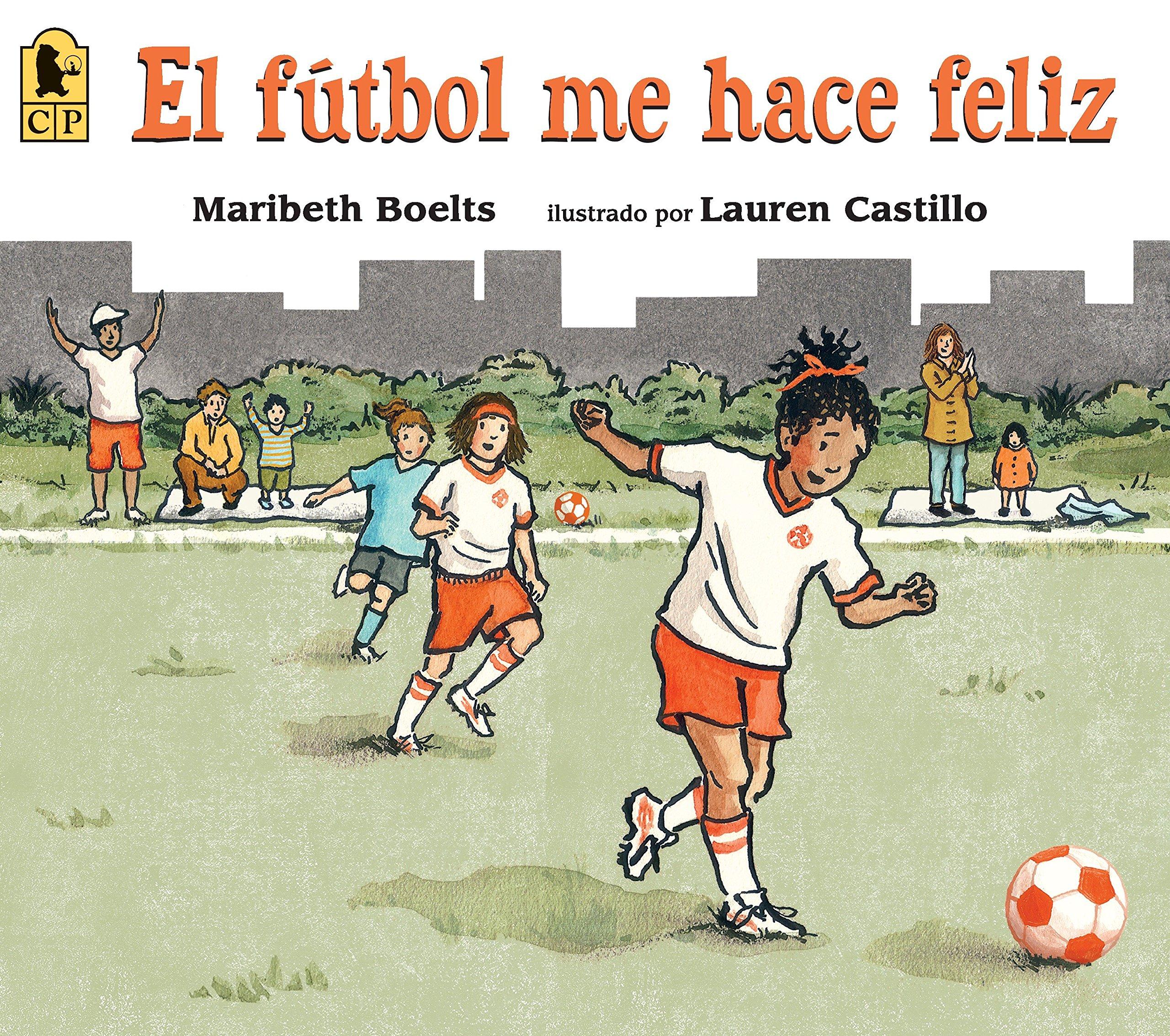 El fútbol me hace feliz (Spanish Edition) (Spanish) Paperback – September 13, 2016