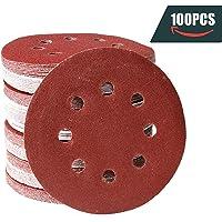 CCLIFE - Juego de discos abrasivos (100 unidades