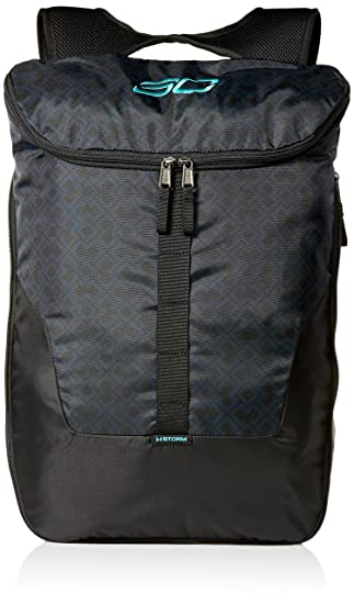 Under Armour SC30 - Mochila expandible unisex - 1311050, Talla única, Anthracite (016)/Teal Punch: Amazon.es: Deportes y aire libre