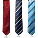 LEGACY WORLD ネクタイ 3本セット 洗えるネクタイ ビジネスマン 紳士 ビジネス