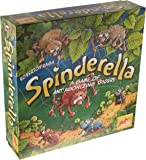 Spinderella Board Game
