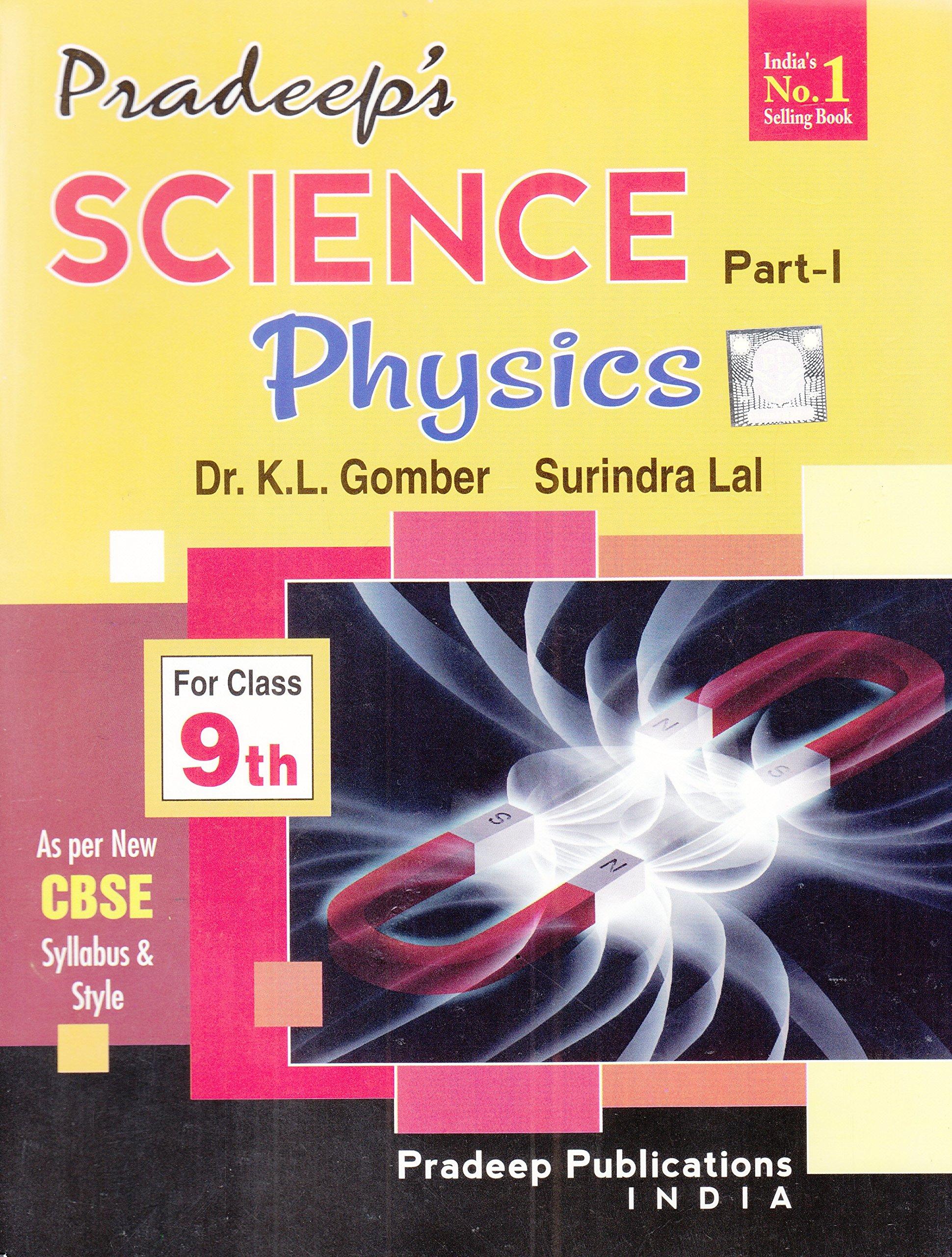Pradeep Physics Book