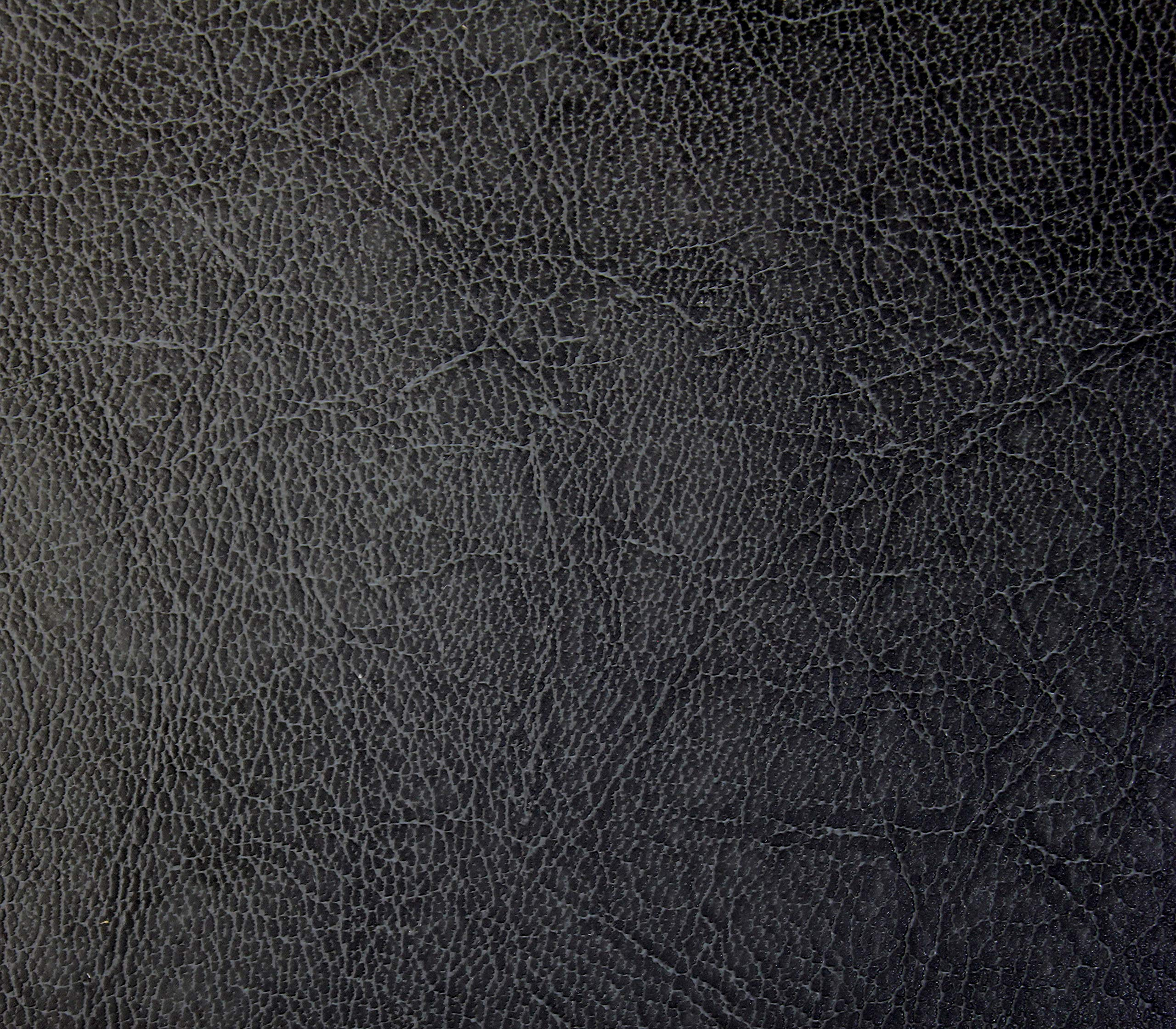 VViViD Bycast65 Black Matte Top-Grain Faux Leather Marine Vinyl Fabric (10ft x 54'') by VViViD (Image #2)