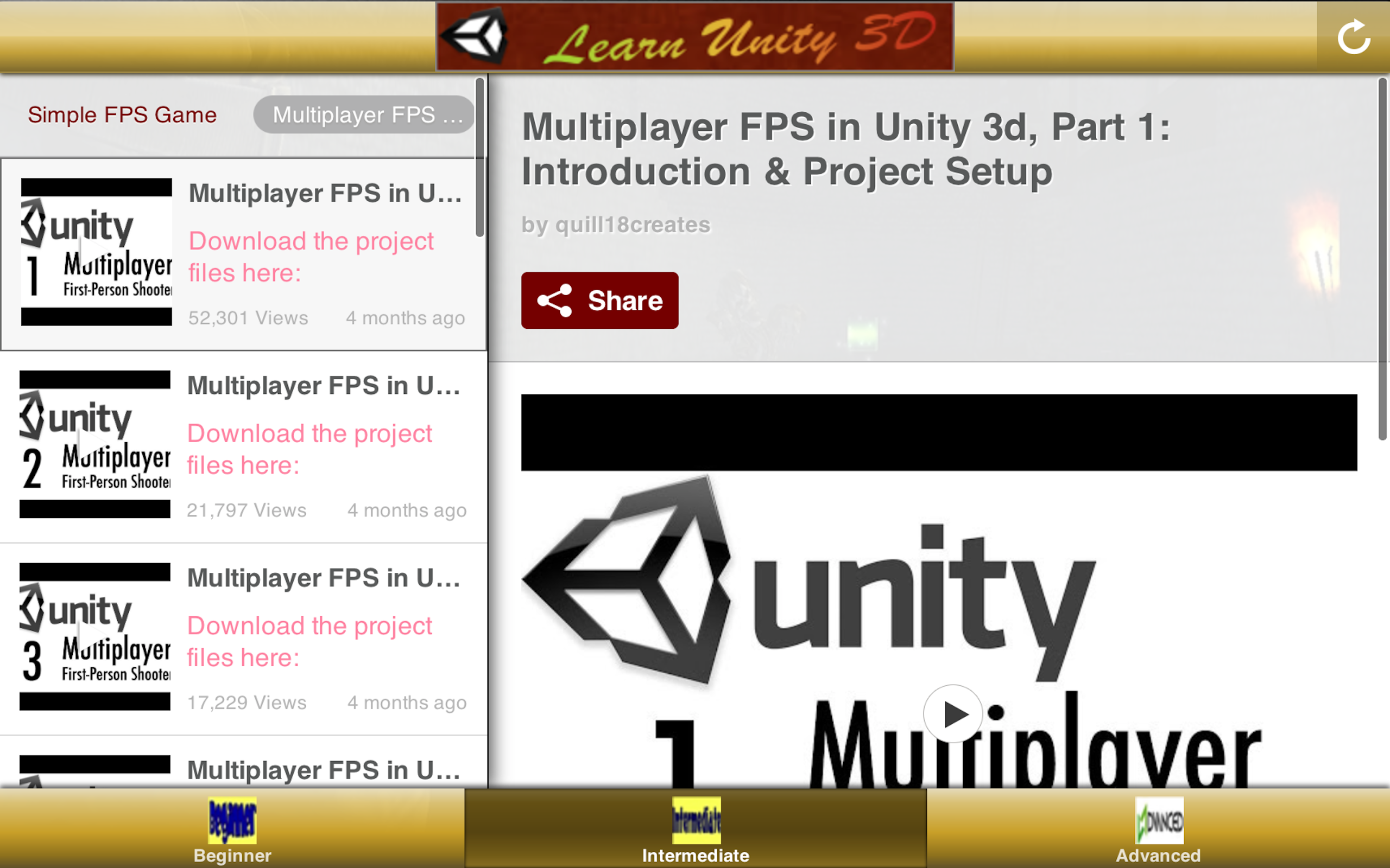 Amazon com: Game Development Tutorial - Unity: Appstore for