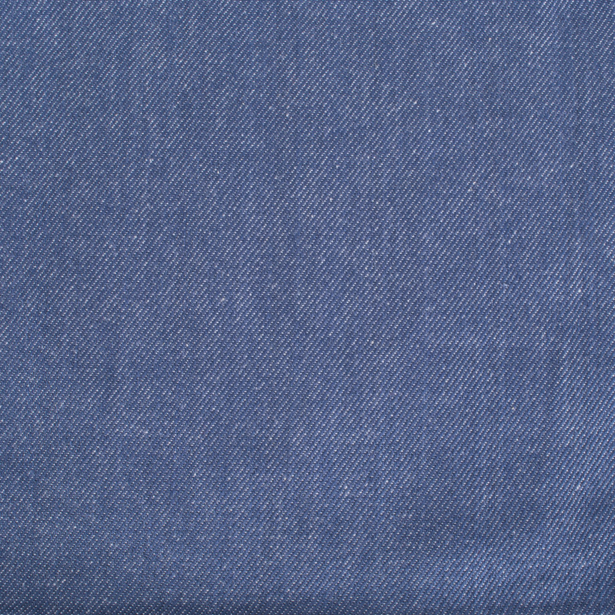 DII 100% Cotton Cloth Napkins, Oversized 20x20'' Dinner Napkins, For Basic Everyday Use, Banquets, Weddings, Events, or Family Gatherings - Set of 6, Denim by DII (Image #3)