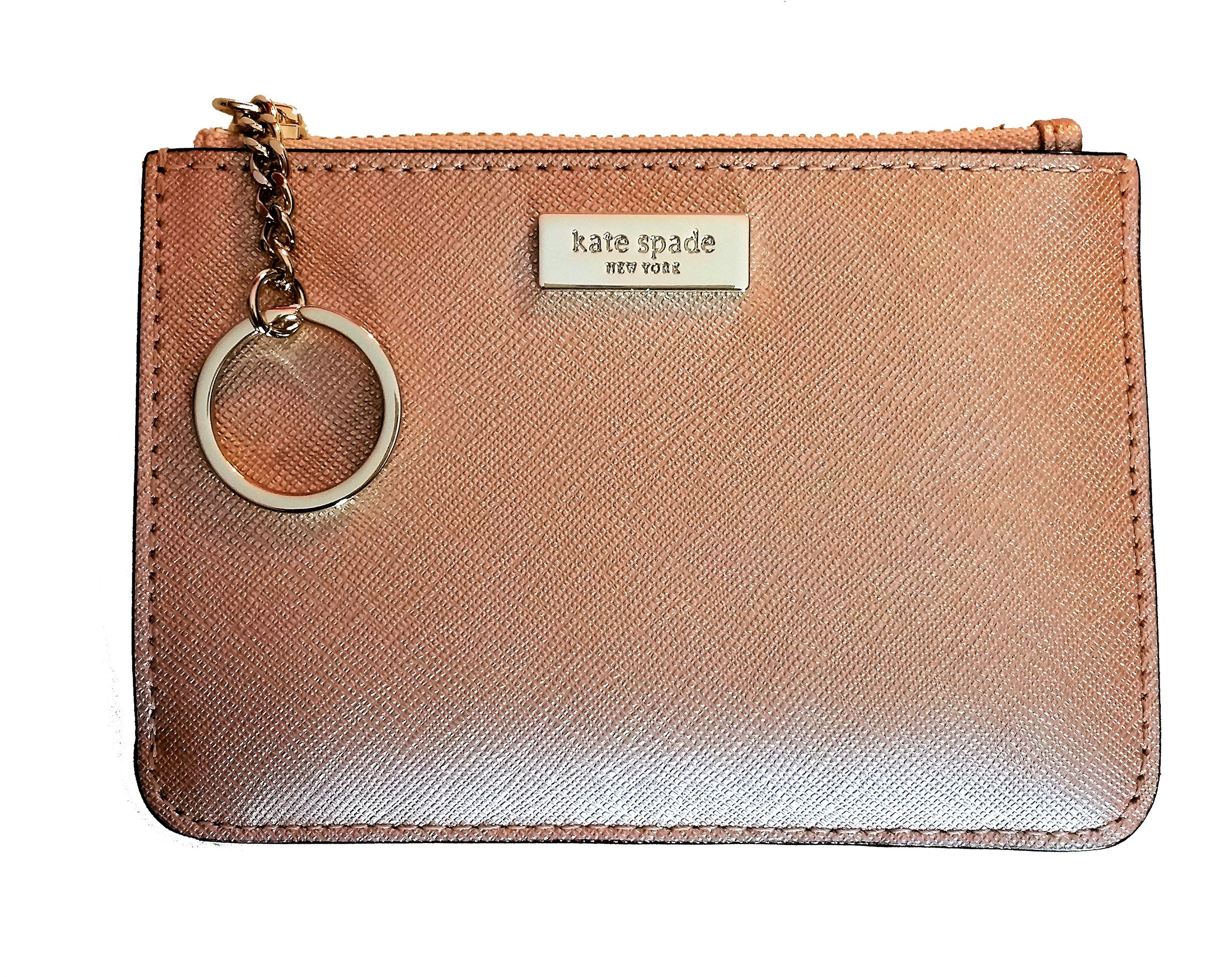 Kate Spade New York Laurel Way Bitsy Card Case W/ Keyring Rosegold by Kate Spade New York (Image #1)